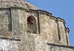 rhodes - old mosque - close-up