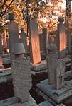 istanbul - suleymaniye mosque - graveyard